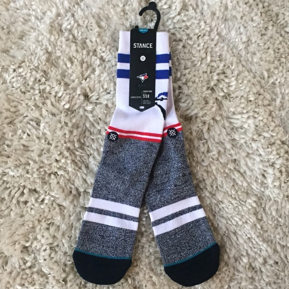9996ad87ce29 Stance Underwear & Socks   X Mlb Toronto Blue Jays Socks Classic ...